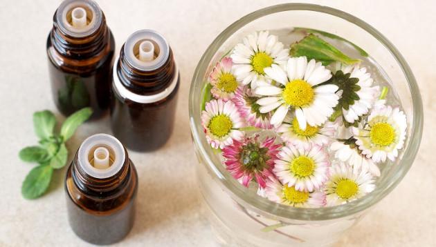 Círculo de autoconhecimento com a terapia floral