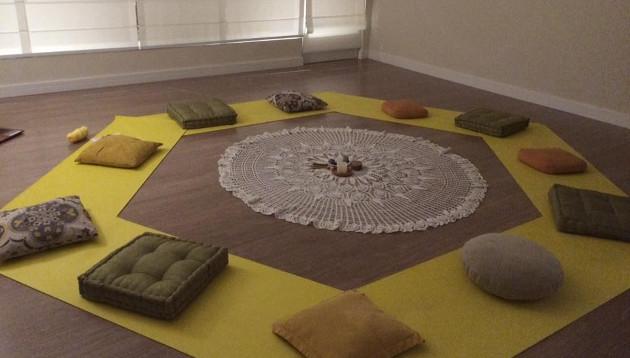 Yoga Nidra - Cerimônia de confraternização