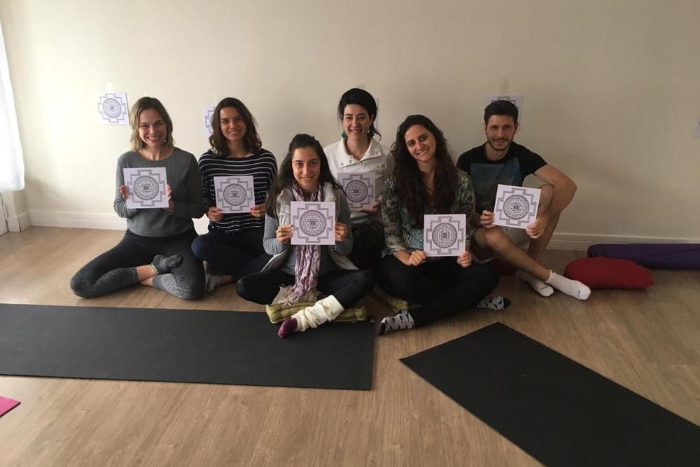 Curso de Meditação no Estúdio Essência Yoga