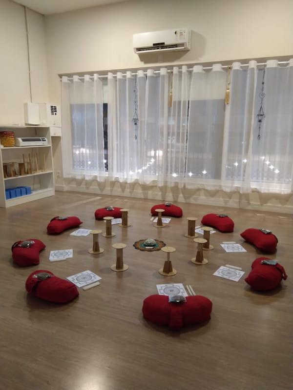 Curso de Meditação em Alphaville - Setembro - 2019
