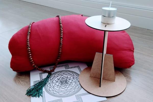 Kit para o Curso de Meditação em Alphaville - Abril - 2019