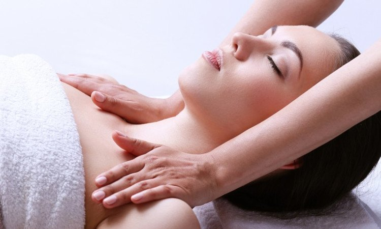 Quick Massage - massagem para relaxamento do corpo