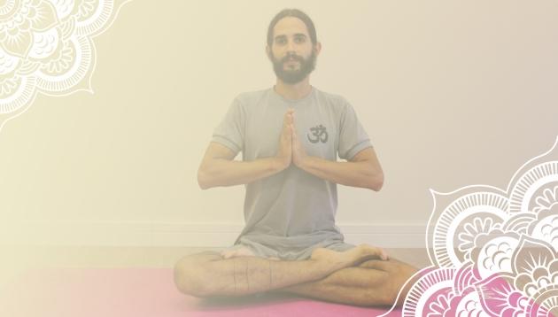 Yoga em Barueri: Postura Mudra.