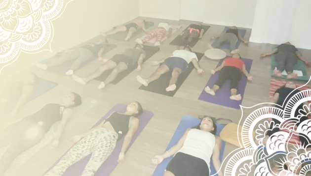 Yoga Nidra - Relaxamento e descanso profundo