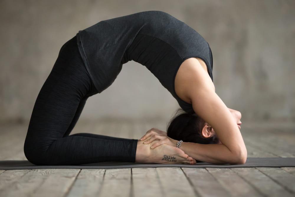 Resgatando os fundamentos do yoga: Kapotasana.