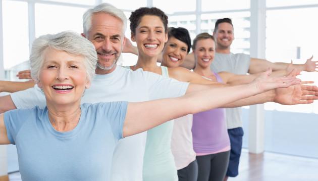 Yoga Terapêutico na Melhor Idade